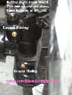 Jinma Grease Fitting